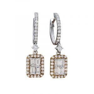 7 Orient Atelier Quattro Diamond Earrings 0