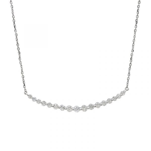 17 Orient Atelier Crescendo Diamond Necklace 1