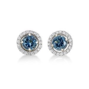 4 Orient Atelier Aquamarine Diamond Jacket Studs 1
