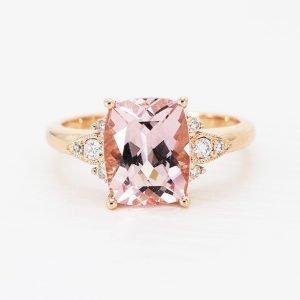 26 Emily Morganite Ring 00