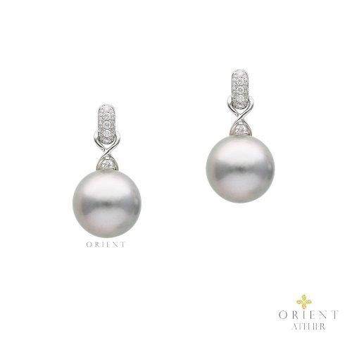 Grey Tahitian Pearl WE27 4