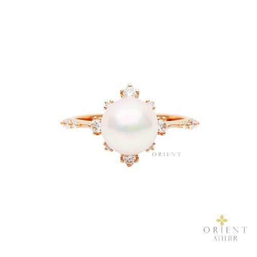 WR45 Orient Atelier Akoya Pearl Ring