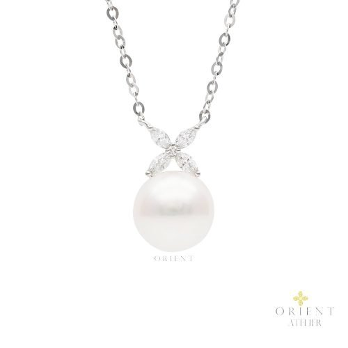 WC8 Orient Atelier Akoya Pearl Necklace