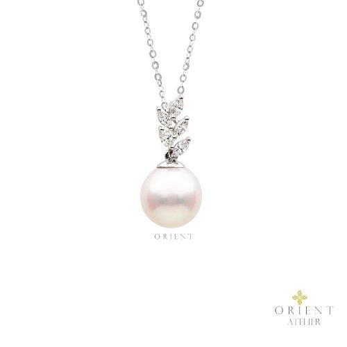 WP2 Orient Atelier Akoya Pearl Jasmine Necklace