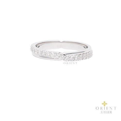 DREF23 WR64 Orient Atelier Diamond Step Ring