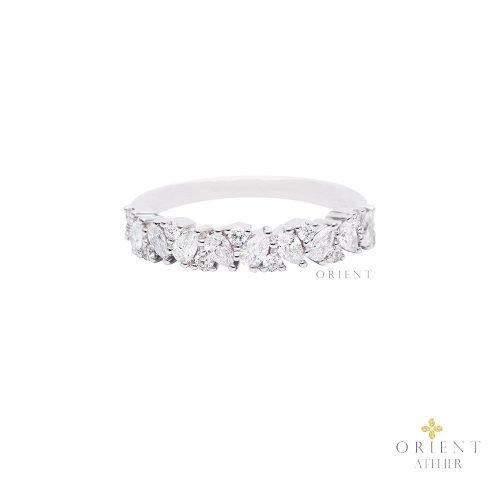 DREF17 WR41 Orient Atelier Diamond Radiance Ring